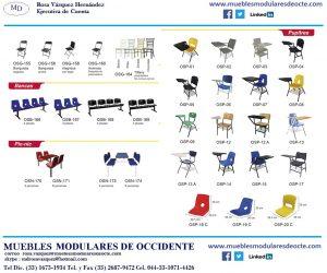 Folleto muebles escolares 4