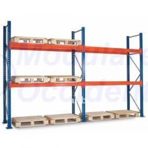 rack industrial doble