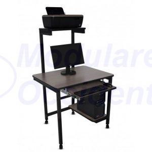mesa de computo cafe