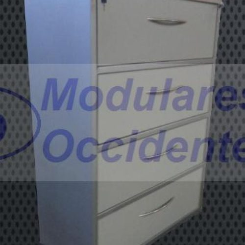 Archivero metalico horizontal