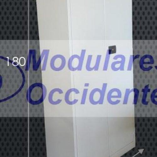 Gabinete metalico moderno