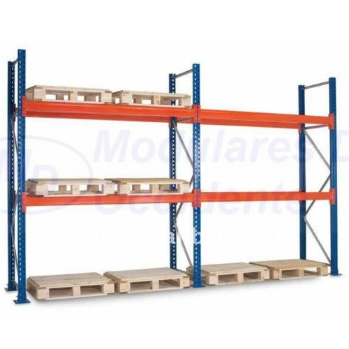 rack industrial doble